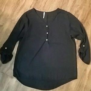 Tops - Dressy Back Blouse
